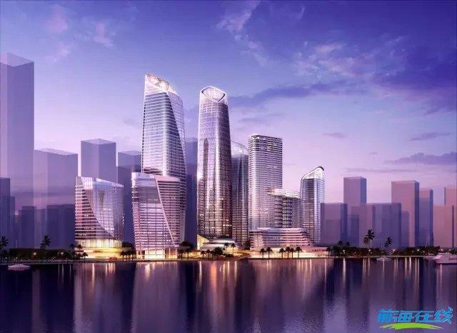 昨日,深圳市委常委,前海蛇口自贸片区管委会主任田夫在前海蛇口自